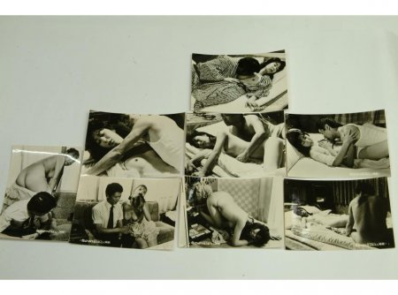 にっかつスチール写真【セックスドキュメント 器具販売人】 8枚★(送料無料)