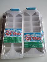 新品!レア☆リボン印のレトロなアルミ製氷皿