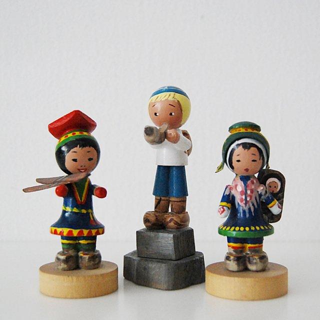 サーミ人形 セット