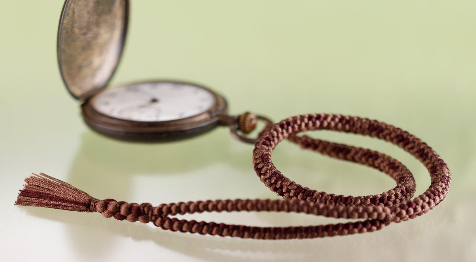 懐中時計紐