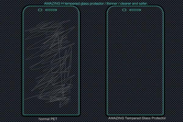 【ネコポス送料無料】Zenfone Max  (ZC550KL)  強化ガラスフィルム ナノコーティング 硬度9H  [4]