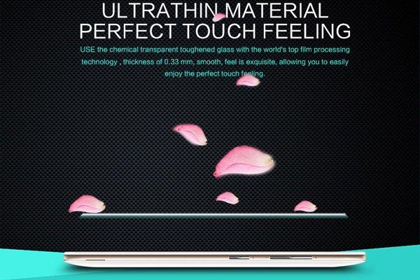 【ネコポス送料無料】Zenfone Max  (ZC550KL)  強化ガラスフィルム ナノコーティング 硬度9H  [6]
