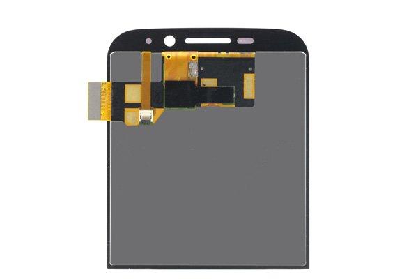 Blackberry Classic (Q20) フロントパネル交換修理 ブラック [2]