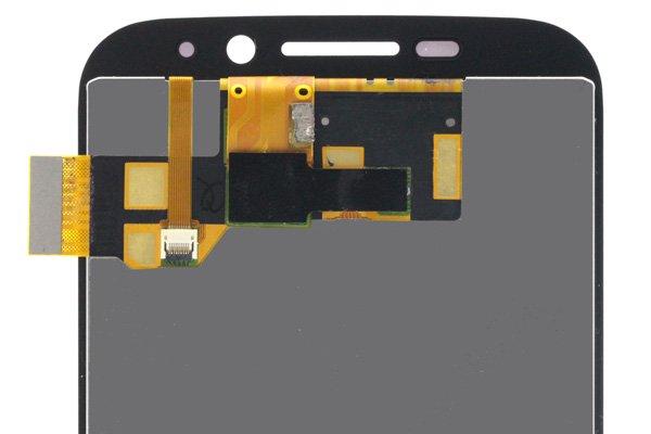 Blackberry Classic (Q20) フロントパネル交換修理 ブラック [4]