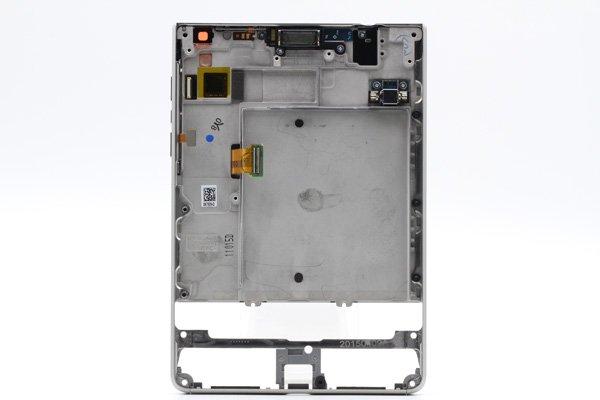 Blackberry Passport Silver Edition フロントパネルASSY [2]