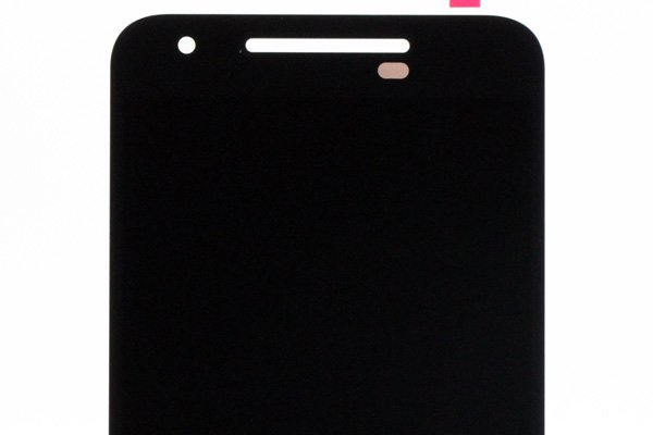 Google Nexus5X フロントパネル ブラック 交換修理 [3]