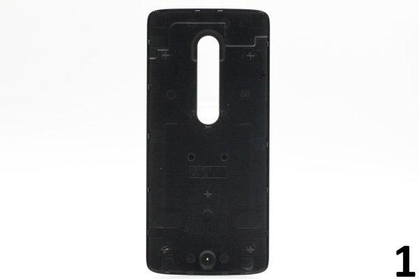 【ネコポス送料無料】Motorola Moto X Play (XT1562) バックカバー 全9色 [2]