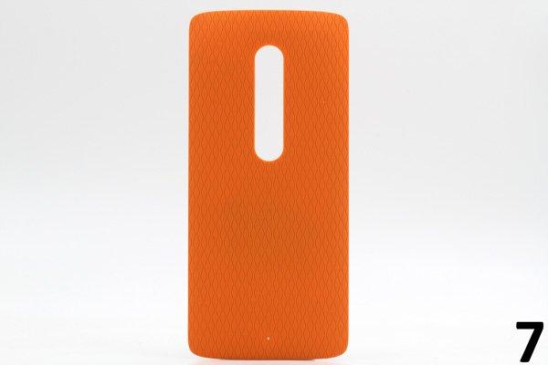 【ネコポス送料無料】Motorola Moto X Play (XT1562) バックカバー 全9色 [13]
