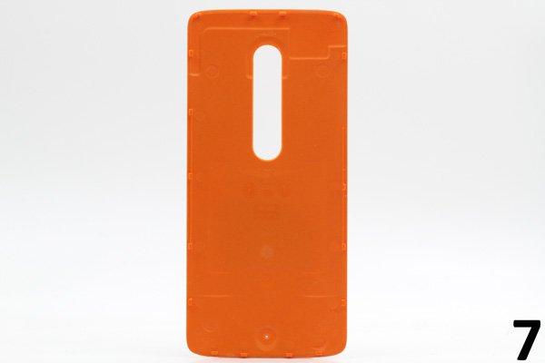 【ネコポス送料無料】Motorola Moto X Play (XT1562) バックカバー 全9色 [14]