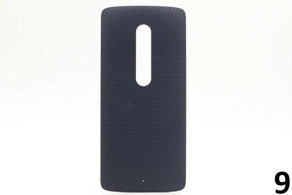 【ネコポス送料無料】Motorola Moto X Play (XT1562) バックカバー 全9色 [17]
