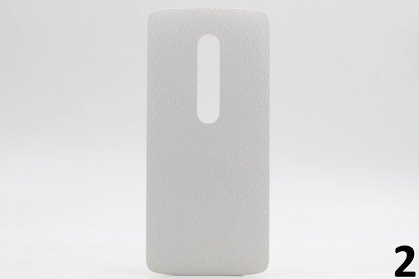 【ネコポス送料無料】Motorola Moto X Play (XT1562) バックカバー 全9色 [3]
