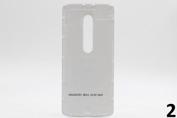 【ネコポス送料無料】Motorola Moto X Play (XT1562) バックカバー 全9色 [4]