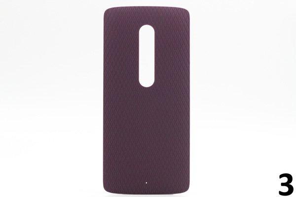 【ネコポス送料無料】Motorola Moto X Play (XT1562) バックカバー 全9色 [5]