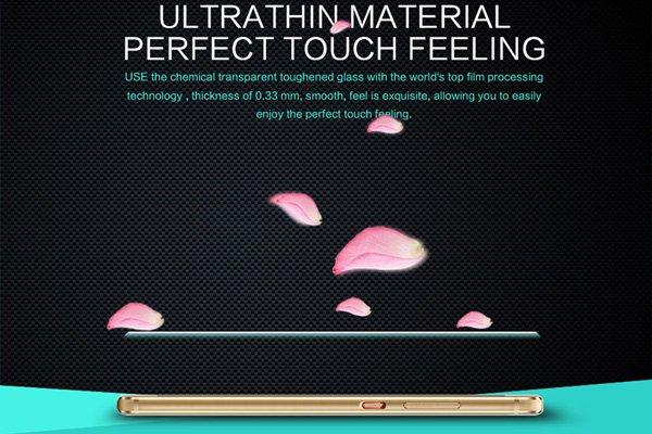 【ネコポス送料無料】Huawei P9 強化ガラスフィルム ナノコーティング 硬度9H  [5]
