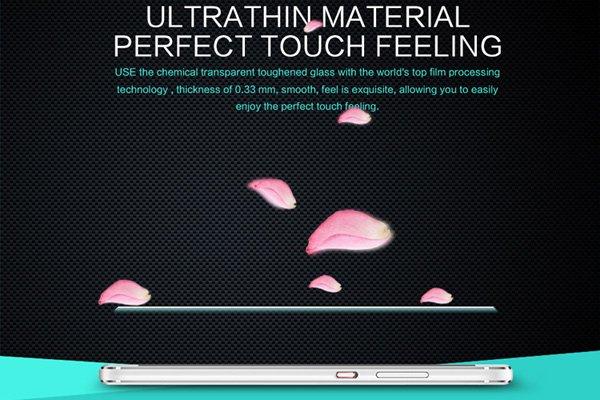 【ネコポス送料無料】Huawei P9 Plus 強化ガラスフィルム ナノコーティング 硬度9H  [5]