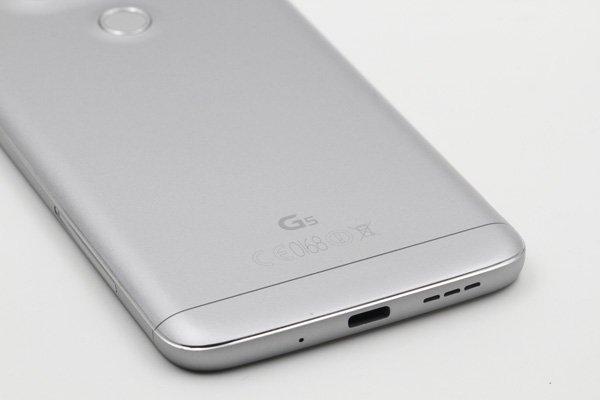 【ネコポス送料無料】LG G5 モックアップ (模型) 全2色 [9]