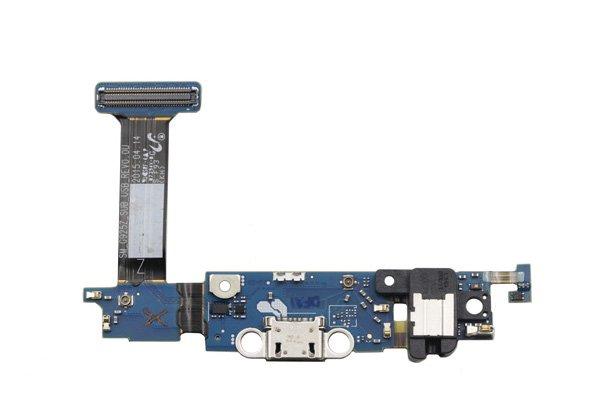 【ネコポス送料無料】Galaxy S6 Edge (SM-G925Z) マイクロUSBコネクターケーブルASSY [1]