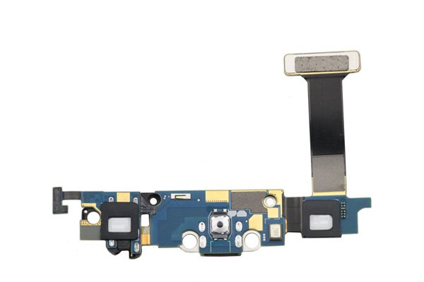 【ネコポス送料無料】Galaxy S6 Edge (SM-G925Z) マイクロUSBコネクターケーブルASSY [2]