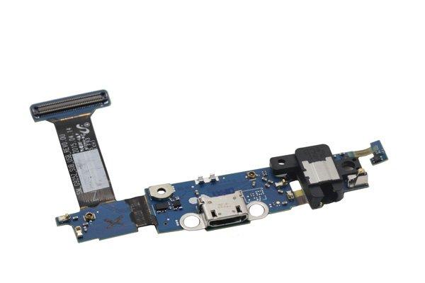 【ネコポス送料無料】Galaxy S6 Edge (SM-G925Z) マイクロUSBコネクターケーブルASSY [3]