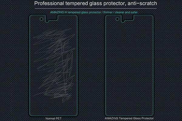 【ネコポス送料無料】Huawei G9 Lite 強化ガラスフィルム ナノコーティング 硬度9H  [4]