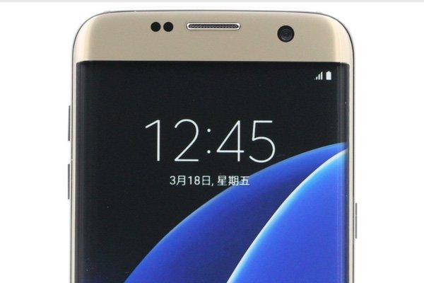 【ネコポス送料無料】SAMSUNG Galaxy S7 Edge モックアップ 全3色  [7]