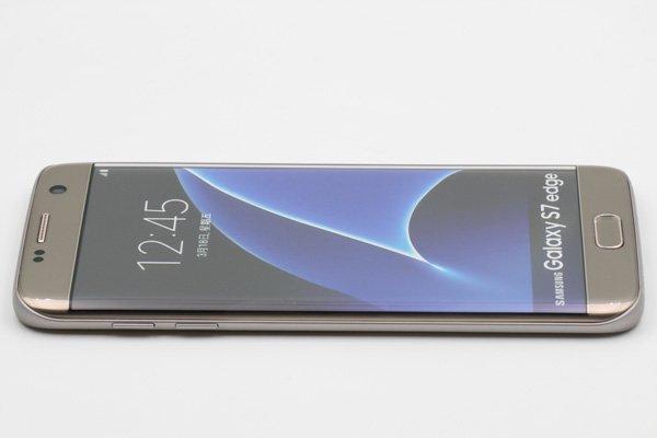 【ネコポス送料無料】SAMSUNG Galaxy S7 Edge モックアップ 全3色  [9]