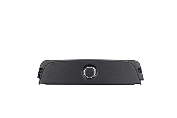 【ネコポス送料無料】NOKIA N95 8GB アンテナカバー ブラック [1]