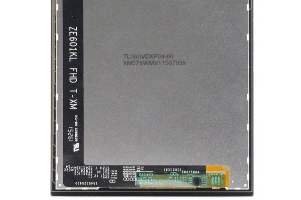 ASUS Zenfone2 Laser (ZE601KL) フロントパネルASSY [5]