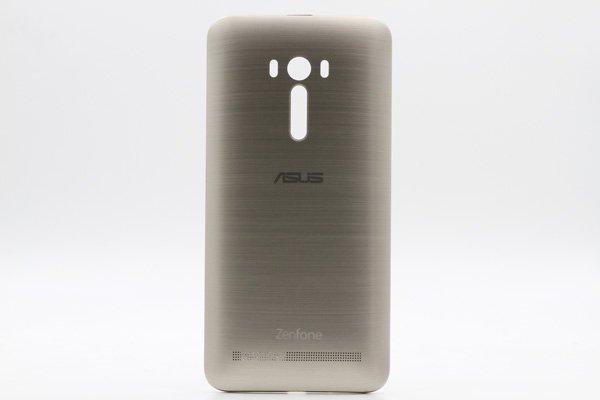 【ネコポス送料無料】ASUS ZenFone Selfie (ZD551KL) バックカバー ゴールド [1]