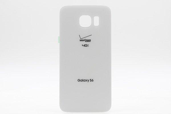 【ネコポス送料無料】Galaxy S6 (SM-G920V) バックカバー 全3色 [5]