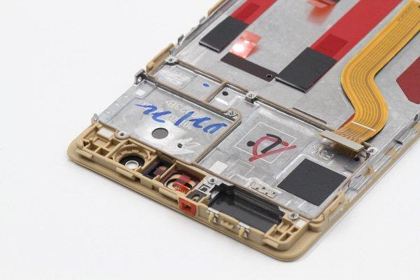 Huawei P9 フロントパネルASSY 修理 全3色 [10]