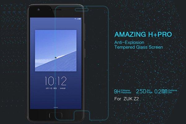 【ネコポス送料無料】ZUK Z2 強化ガラスフィルム ナノコーティング 硬度9H  [1]