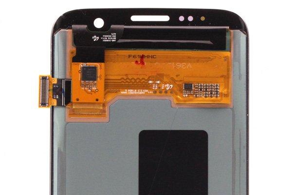 Galaxy S7 Edge (SM-G935F) フロントパネル ゴールド [4]