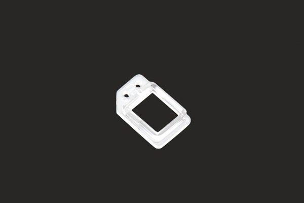 【ネコポス送料無料】iPhone6s フロントパネル用 クリアパーツセット [4]