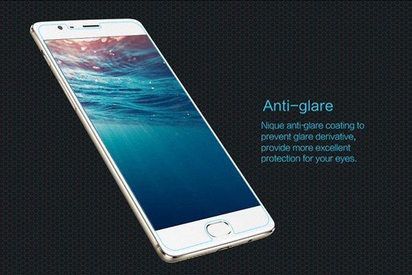 【ネコポス送料無料】OnePlus 3 強化ガラスフィルム ナノコーティング 硬度9H [4]