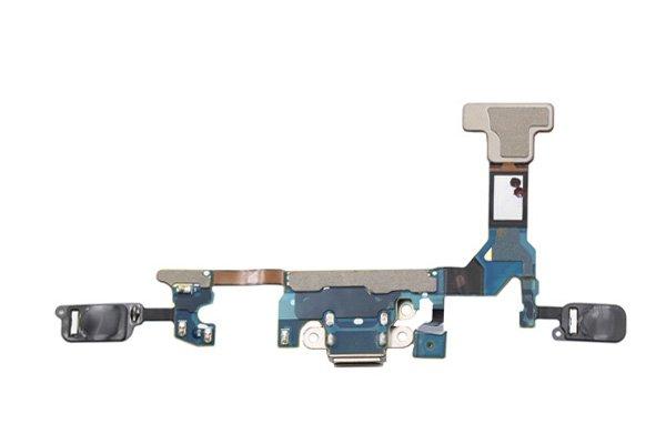 【ネコポス送料無料】Galaxy S7 (SM-G930F) マイクロUSBコネクターケーブルASSY [2]