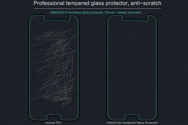 【ネコポス送料無料】HTC 10 強化ガラスフィルム ナノコーティング 硬度9H  [3]