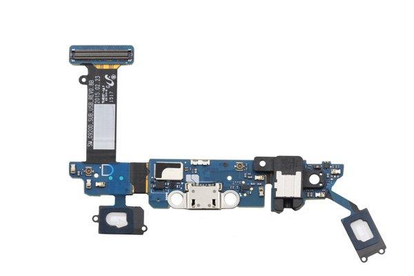 【ネコポス送料無料】Galaxy S6 (SC-05G) マイクロUSBコネクターケーブルASSY [1]