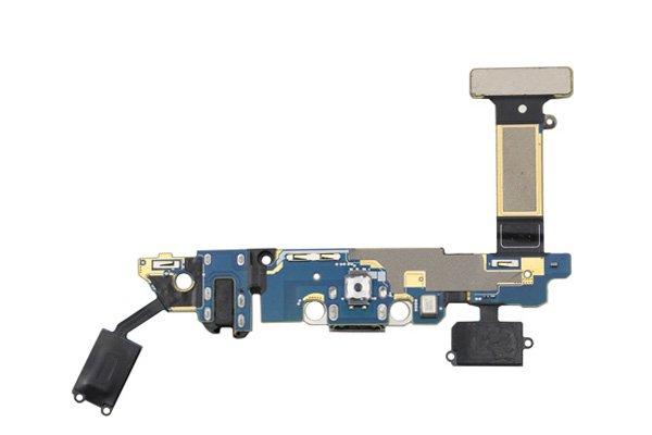 【ネコポス送料無料】Galaxy S6 (SC-05G) マイクロUSBコネクターケーブルASSY [2]
