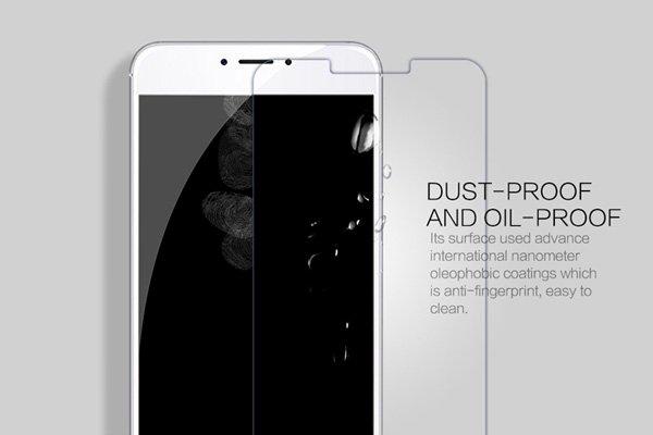 【ネコポス送料無料】MEIZU (魅族) M3 Note 強化ガラスフィルム ナノコーティング 硬度9H  [3]