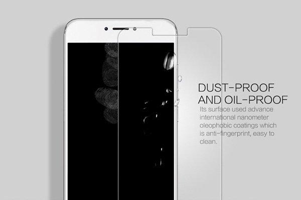 【ネコポス送料無料】MEIZU (魅族) PRO6 強化ガラスフィルム ナノコーティング 硬度9H  [3]