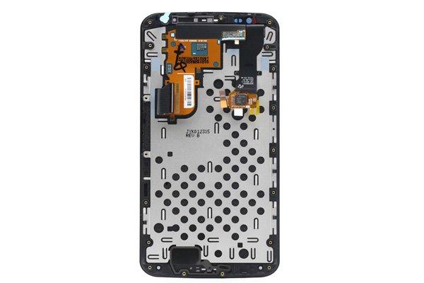 Google Nexus6 フロントパネルASSY 交換修理 [2]