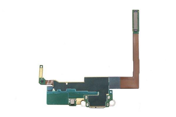 【ネコポス送料無料】Galaxy Note3 (SCL22) マイクロUSBコネクターケーブルASSY [2]