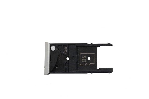 【ネコポス送料無料】Motorola Moto X Style (XT1572) SIM & SDカードトレイ 全3色 [4]