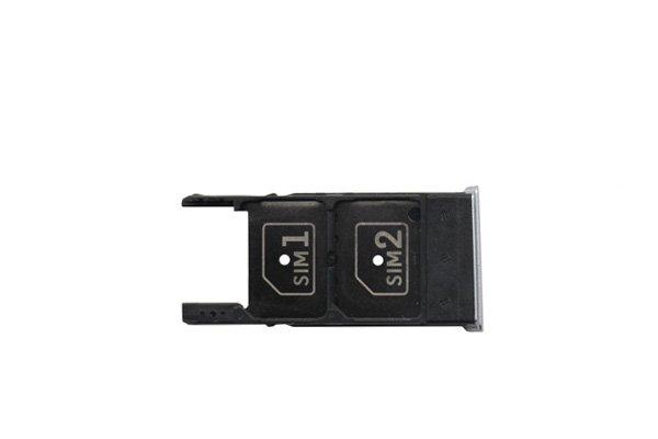 【ネコポス送料無料】Motorola Moto X Style (XT1572) SIM & SDカードトレイ 全3色 [6]