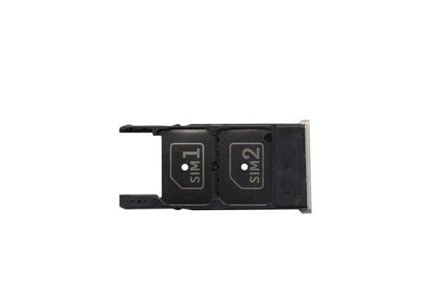 【ネコポス送料無料】Motorola Moto X Style (XT1572) SIM & SDカードトレイ 全3色 [7]