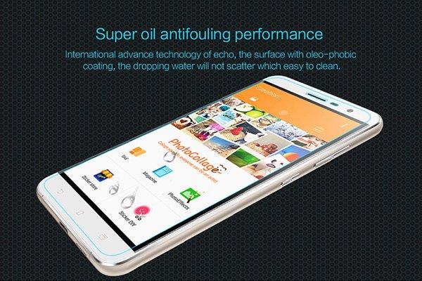【ネコポス送料無料】Zenfone3 (ZE552KL) 強化ガラスフィルム ナノコーティング 硬度9H  [4]
