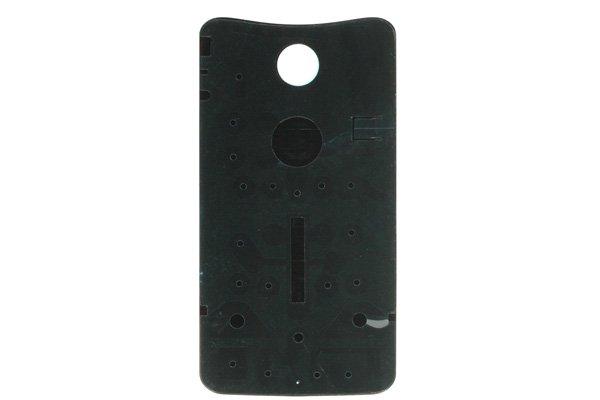 【ネコポス送料無料】Nexus6 バックカバー Verizon版 ミッドナイトブルー [2]