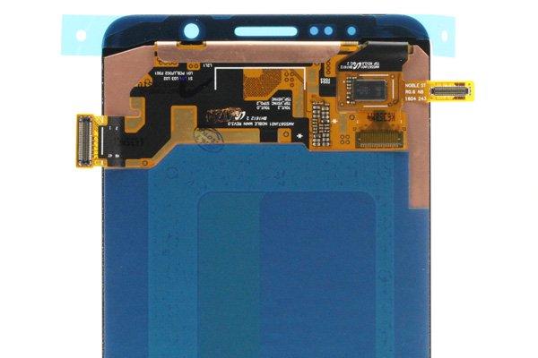 Galaxy Note5 (SM-N9200) フロントパネル ブラック [4]