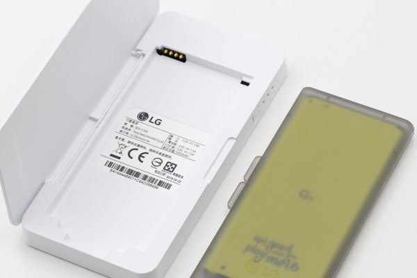 LG G5 バッテリーチャージングキット BCK-5100 [11]